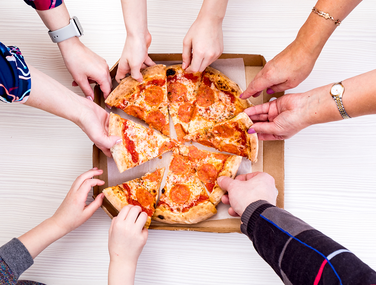 Pizza for Everyone!